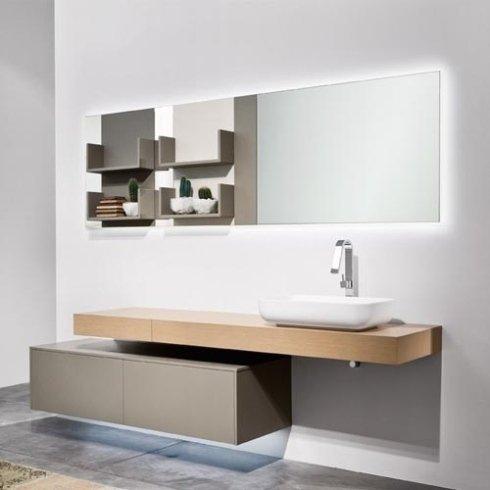 Mobile per bagno modello Atlante