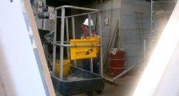 lavori in acciaio, manutenzioni depuratori, carpenteria acciaio