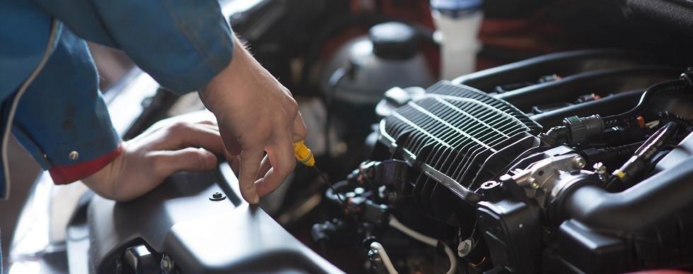 controllo motore