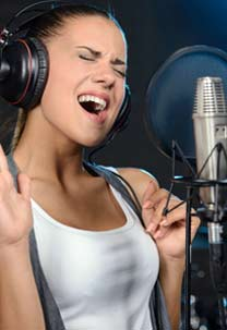 Professional Singer with NYC Recording Contract Law Firm, Perdomo Law, Conveniently Located in Manhattan New York, NY 10006