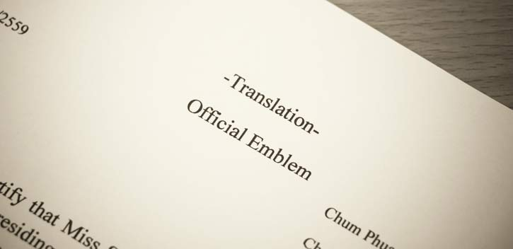 Spanish Legal Translation NYC Fran Perdomo - Perdomo Law