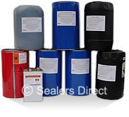 block paving sealer product containers