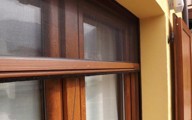 Installazione di porte e finestre