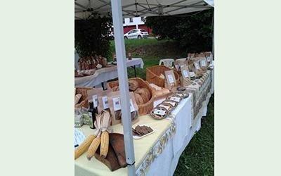 pane e prodotti gastronomici