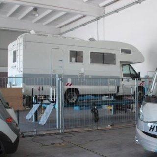 Manutenzione e riparazione camper