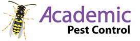 academic pest control business logo