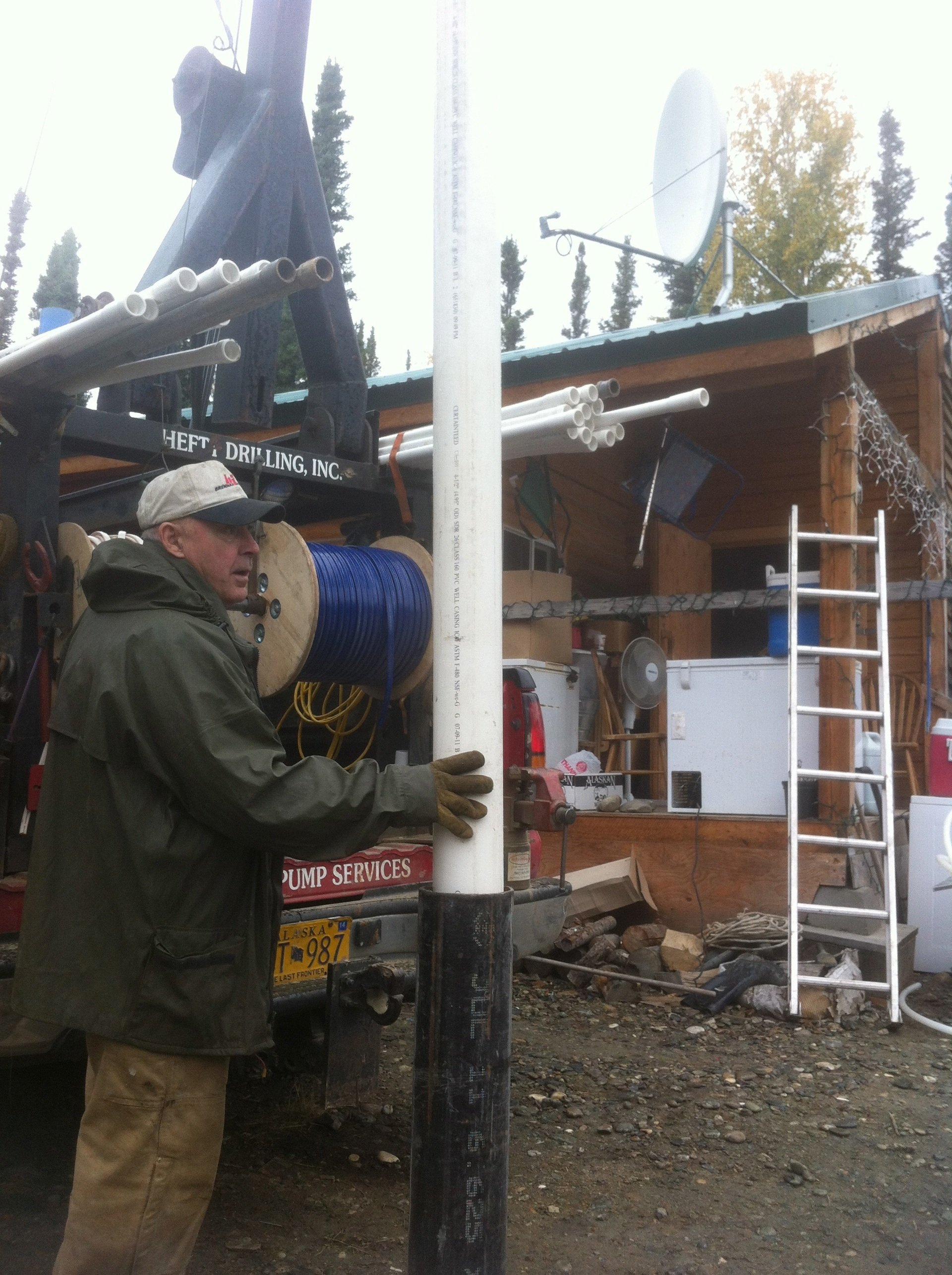 Water well repairs, maintenance, and installations for Anchorage, AK