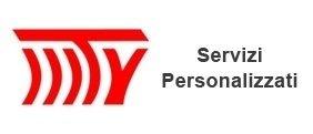 Servizi personalizzati