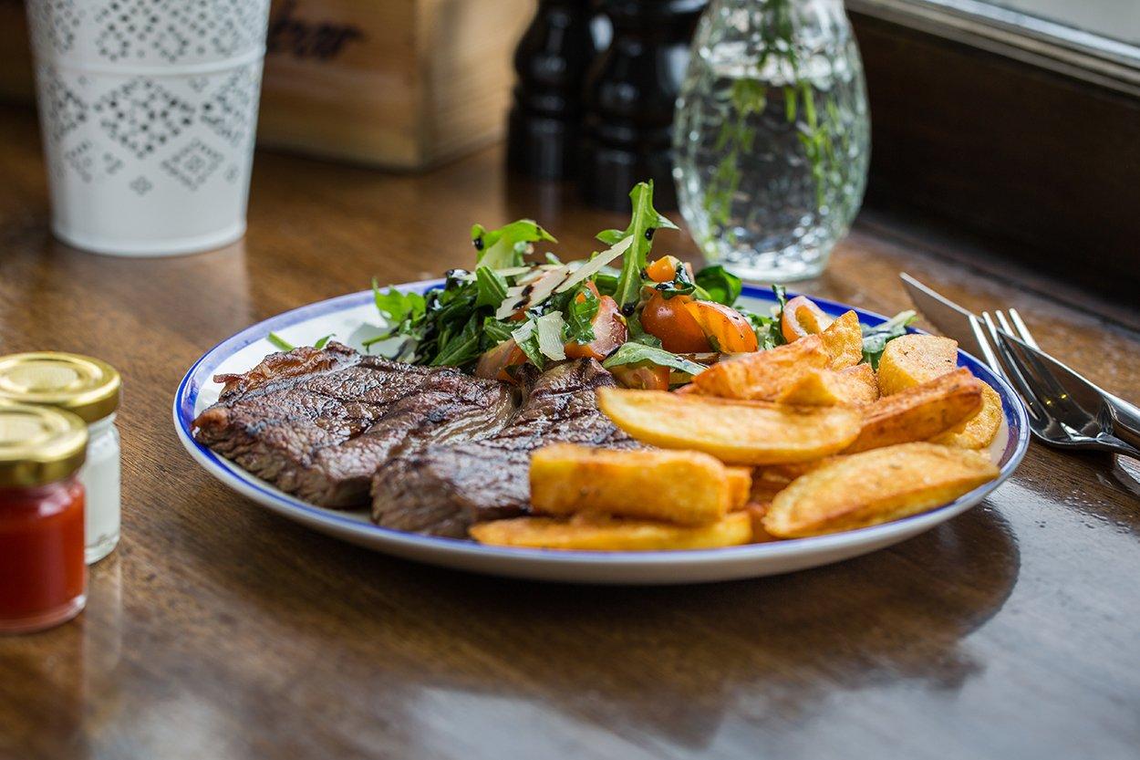 Pub Food in Greenwich