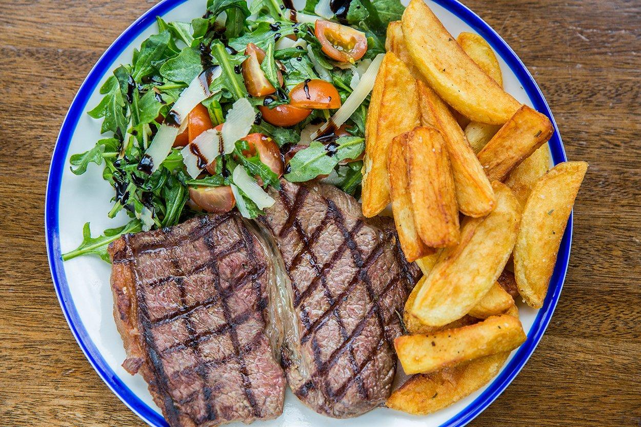 Steak in Greenwich