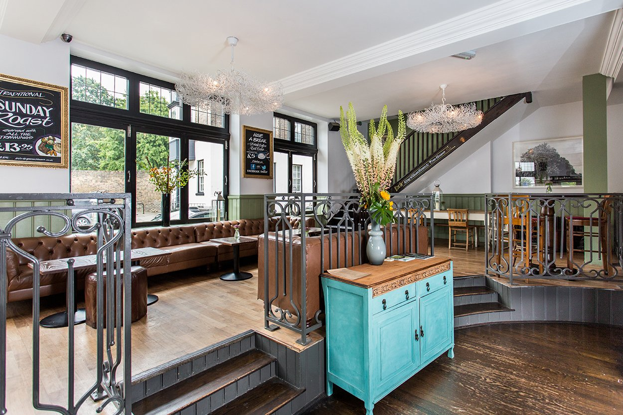 Family friendly pubs in Greenwich