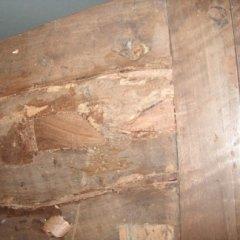 rifacimento pezze con legno proprio