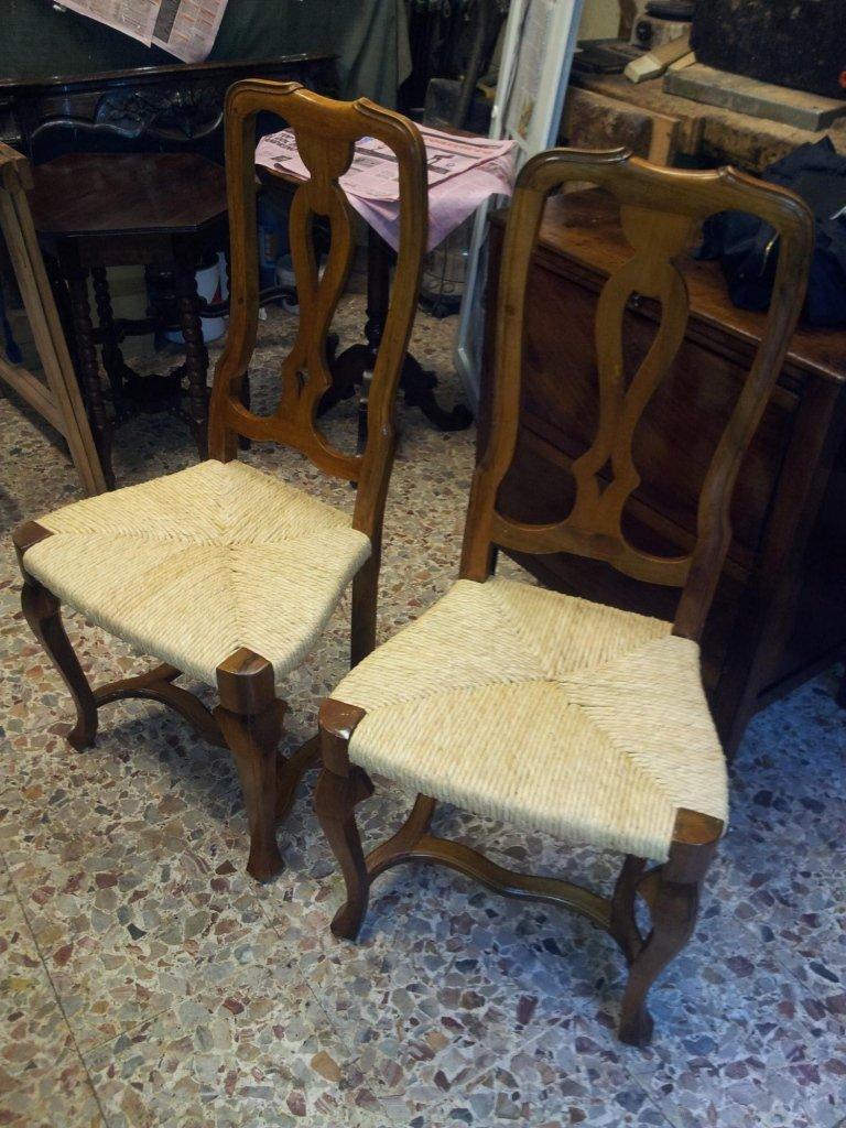 Impagliatura Sedie Modena.Ricostruzione Modena Zoboli Restauro Restauro Mobili