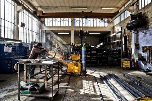 Opere di carpenteria metallica bergamo