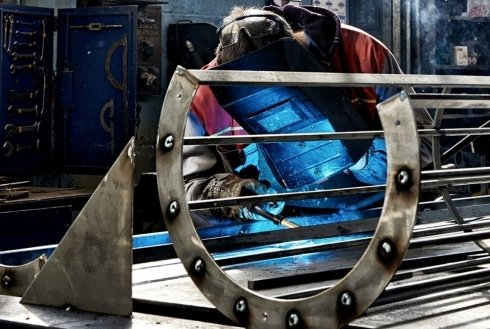 Lavorazioni metalliche e saldature