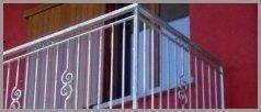 ringhiere balconi