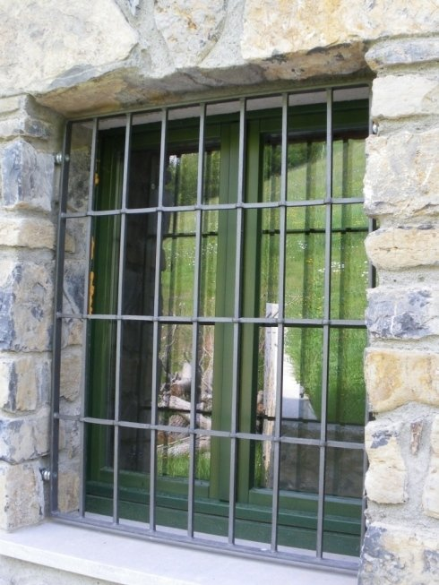 Inferriata per finestra bergamo