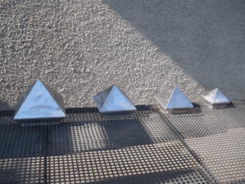 Strutture in ferro per edilizia