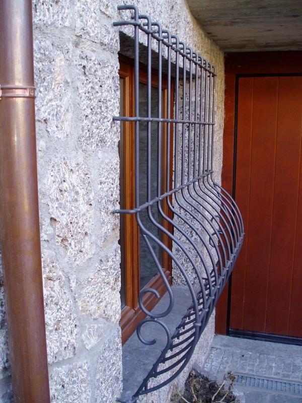 Inferriate Bergamo