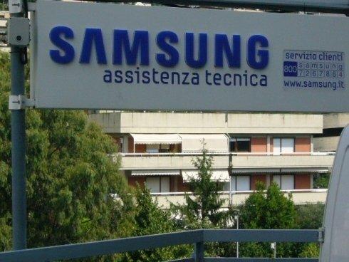 servizio clienti samsung