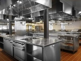 pulizia cucine professionali
