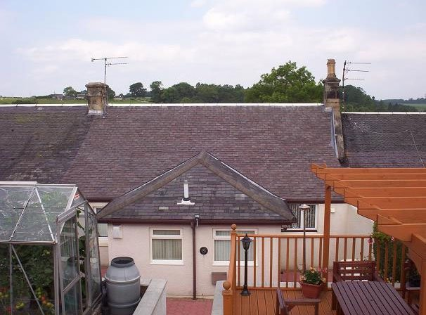 high-quality roof installed