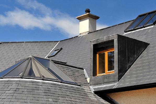 domestic roof