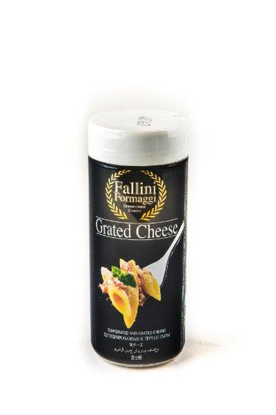Barattolo da 80gr di formaggio grattuggiato - Fallini Formaggi