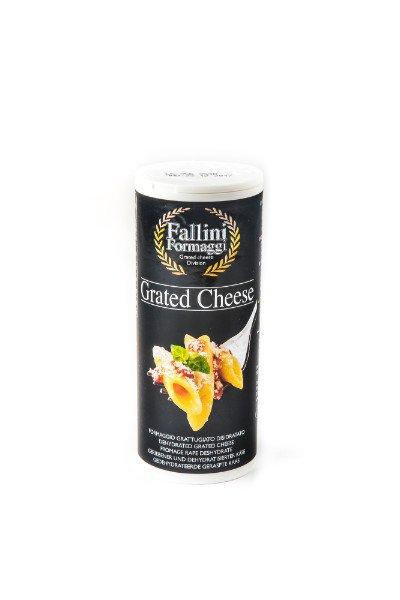 Barattolo di formaggio grattuggiato da 80gr - Fallini