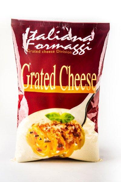 Bag da 1000gr di formaggio grattuggiato - Italiana Formaggi
