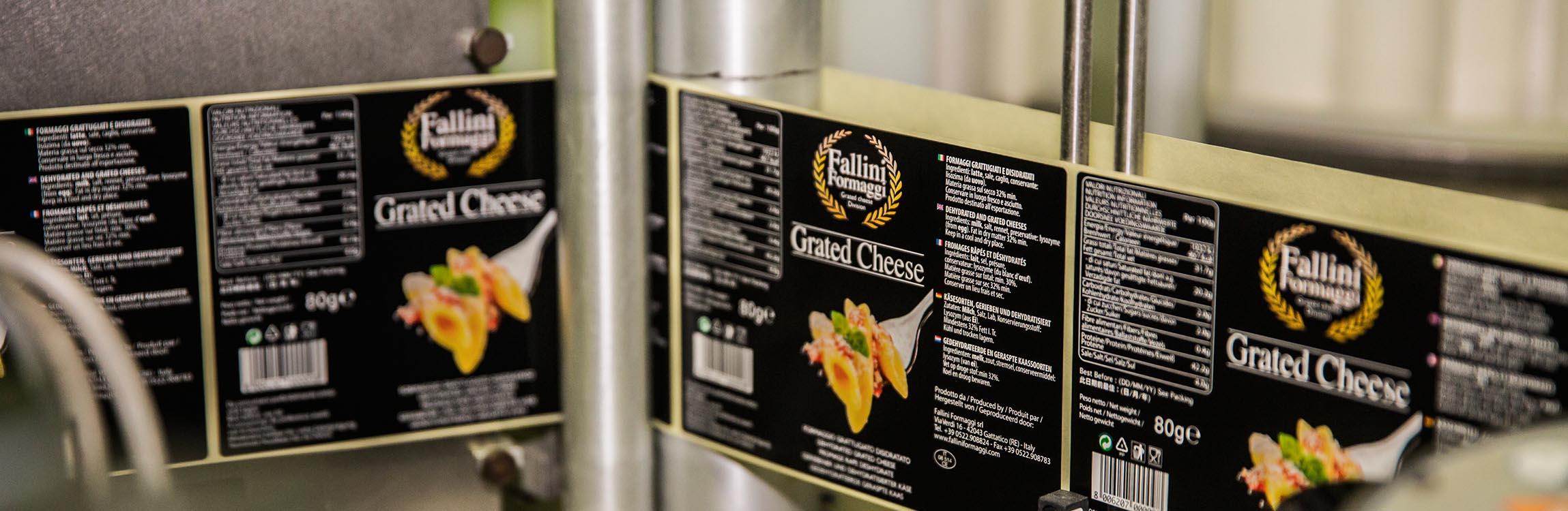 formaggio da condire la pasta