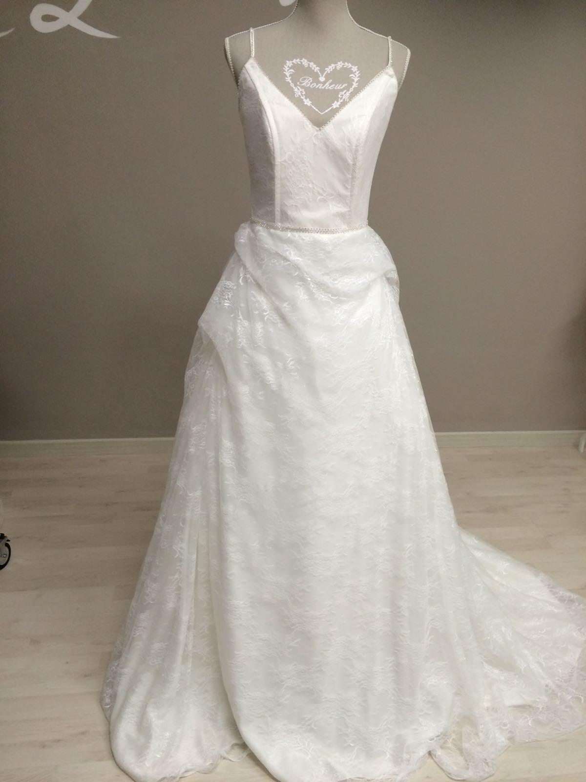 abito da sposa sartoriale