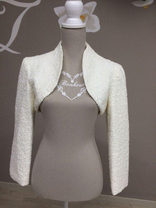 Nuziale giacca bianca