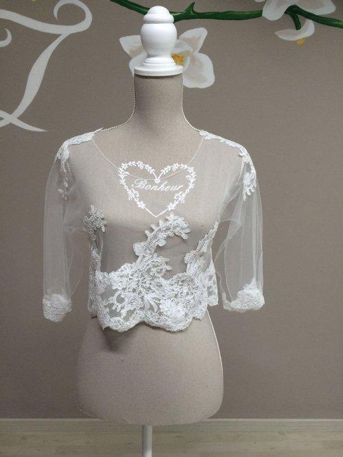 Camicia bianca nuziale