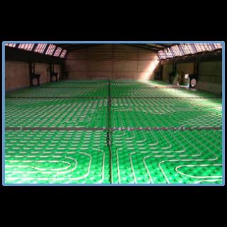 sistema termico pavimento