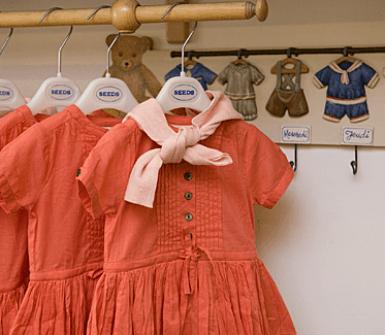 boutique per bambini e ragazzi eleganti