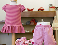 abbigliamento per bambini e ragazzi