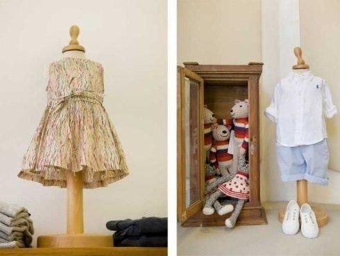 Abbigliamento alta moda bambino