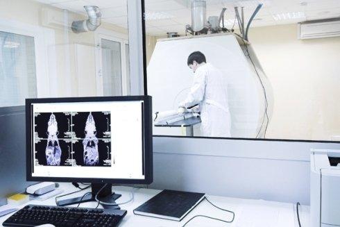 Pareti schermate ad uso radiologico