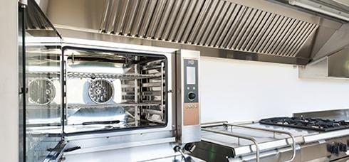 Forni e impianti per cucine professionali - Roma - Mortini Giacomo ...