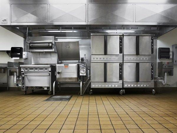 Impianti per cucine industriali