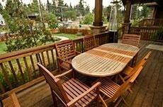 sedie da giardino