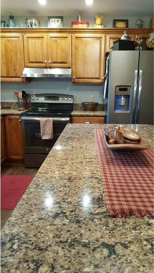 new countertops