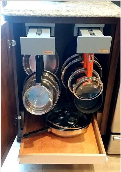 cookware rack