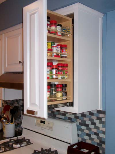 customs spice rack