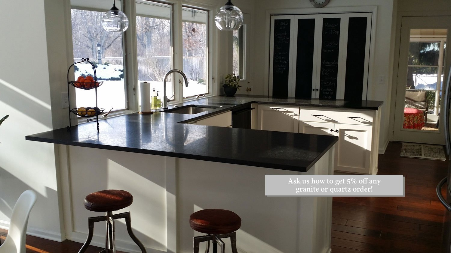 new countertops, kitchen cabinets