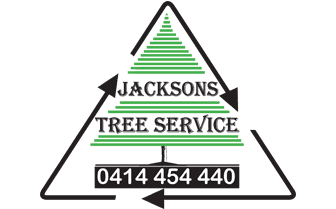 jackson tree service business logo