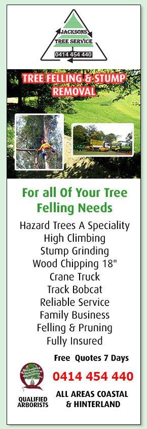jackson tree service billboard large