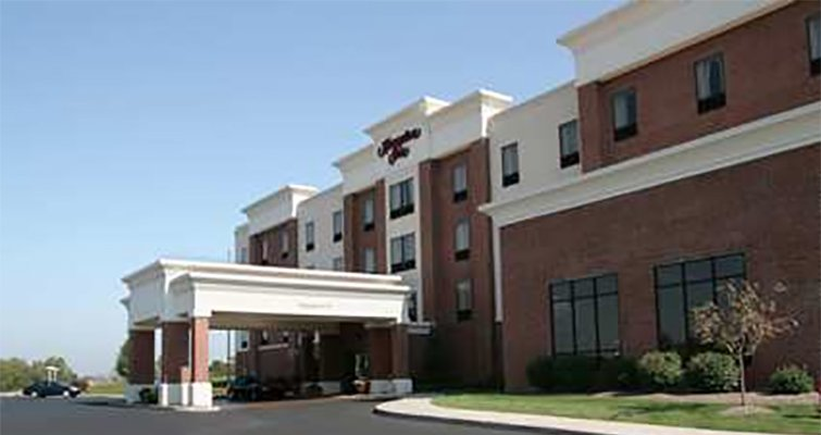 Hampton inn - Stow , OH