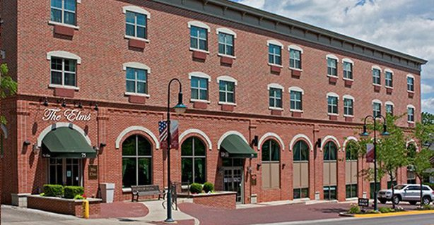 The Elms Hotel Oxford, OH